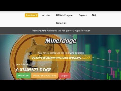 dogecoin mining geriausias bdas prekiauti cryptocurrency