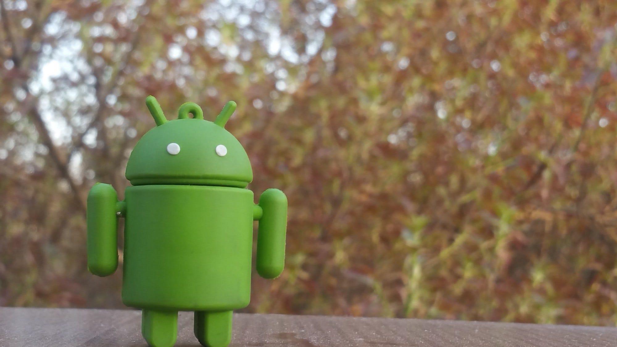 android studija mockito